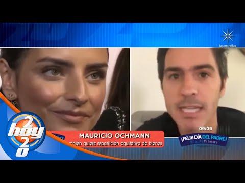 Mauricio Ochmann comienza los trámites de divorcio de Aislinn Derbez | Hoy
