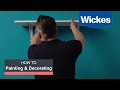 How to Put Up a Shelf with Wickes