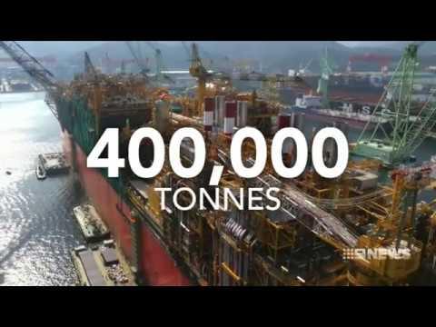 Gas Platform | 9 News Perth