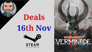 Steam Deals 16th Nov | Low Budget Gaming
