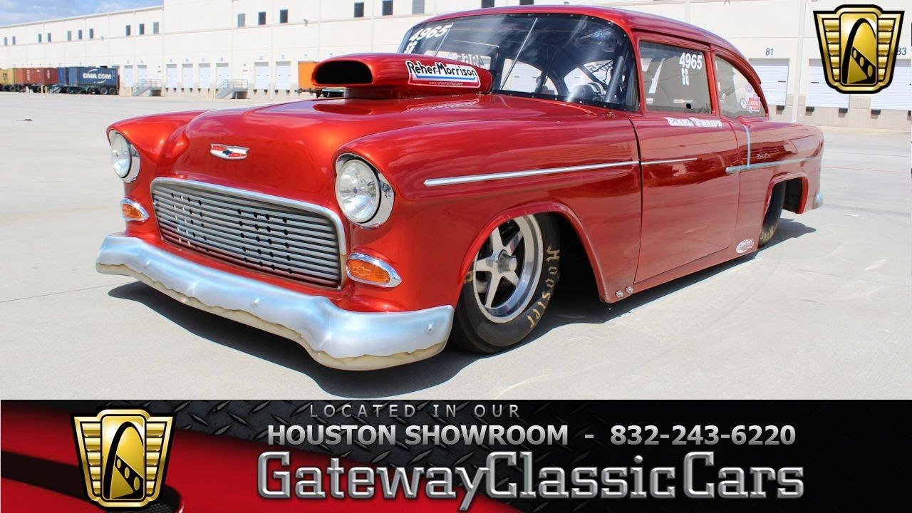 1955 Chevrolet Bel Air Drag Car Gateway Classic Cars #1309