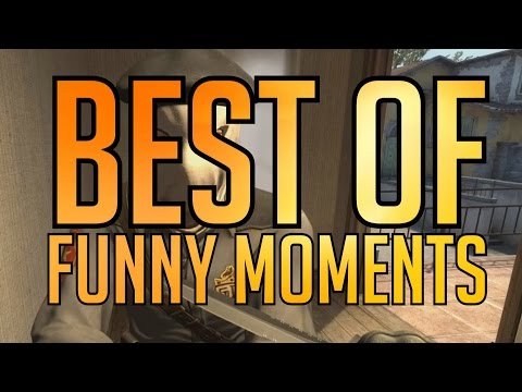 CS:GO - Best of Funny Moments!