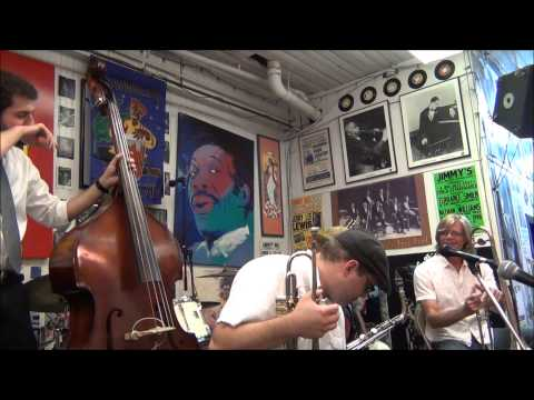 New Orleans Jazz Vipers @ Louisiana Music Factory JazzFest 2013