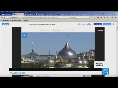 France: A site for Russian propaganda in the centre of Paris?