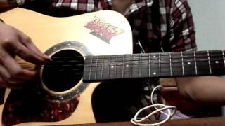 Để Anh bên Em - Châu Khải Phong ( Cover Guitar )