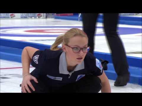Team Sweep | Russian Women's Curling Team