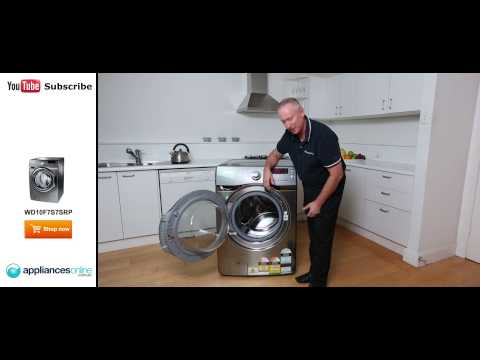 How To Reverse Front Load Dryer Door Samsung Wmv Doovi