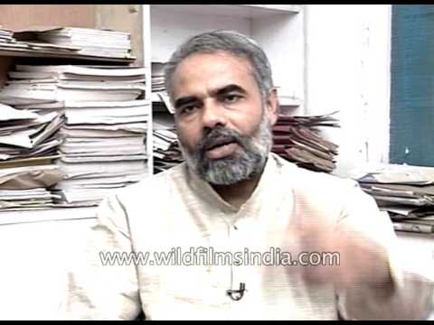 Narendra Modi - rare interview from 1996
