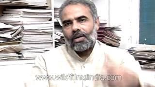 Narendra Modi - rare interview from 1996