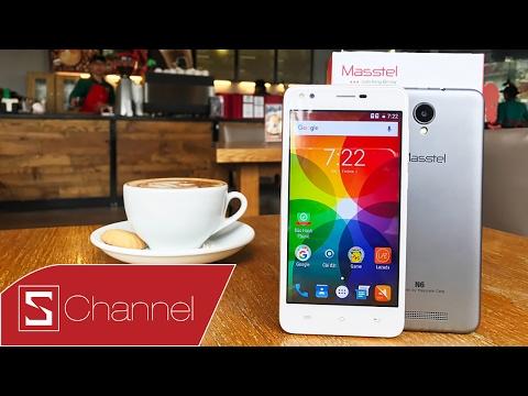 "Schannel - Mở hộp smartphone Việt ""SIÊU RẺ"" Masstel N6 chỉ 1.99 triệu"