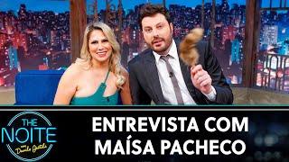 Entrevista com Maísa Pacheco   The Noite (17/06/19)