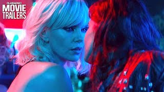 Atomic Blonde | Charlize Theron and Sofia Boutella
