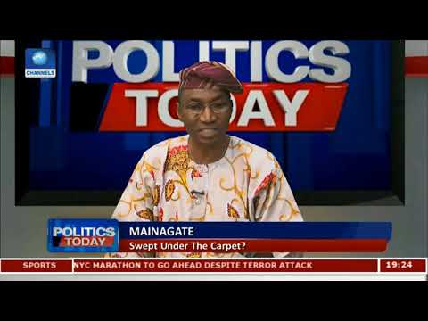 Mainagate Calls Into Question Integrity Of The Government - Lawyer Pt 2   Politics Today  