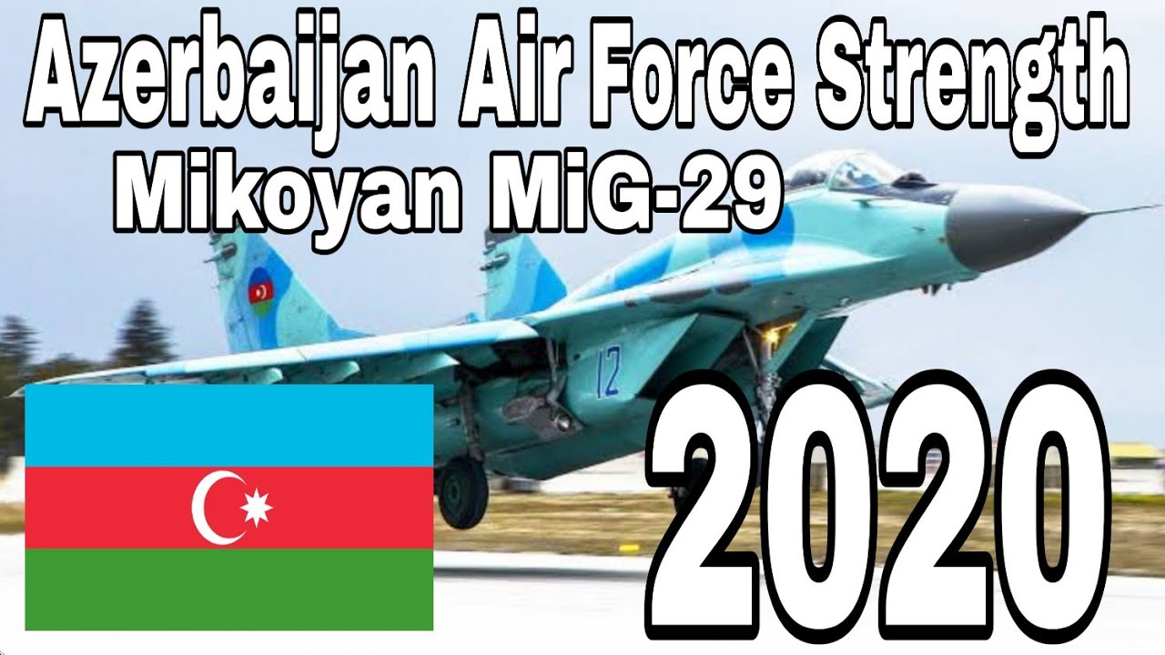How powerful Azerbaijani Air and Air Defence Force in 2020 | Azerbaijan Air Force in 2020