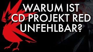 Warum ist CD Projekt RED unfehlbar? - Diskussion um die Witcher-3-Entwickler
