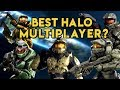 Which Halo Has The BEST Multiplayer?!