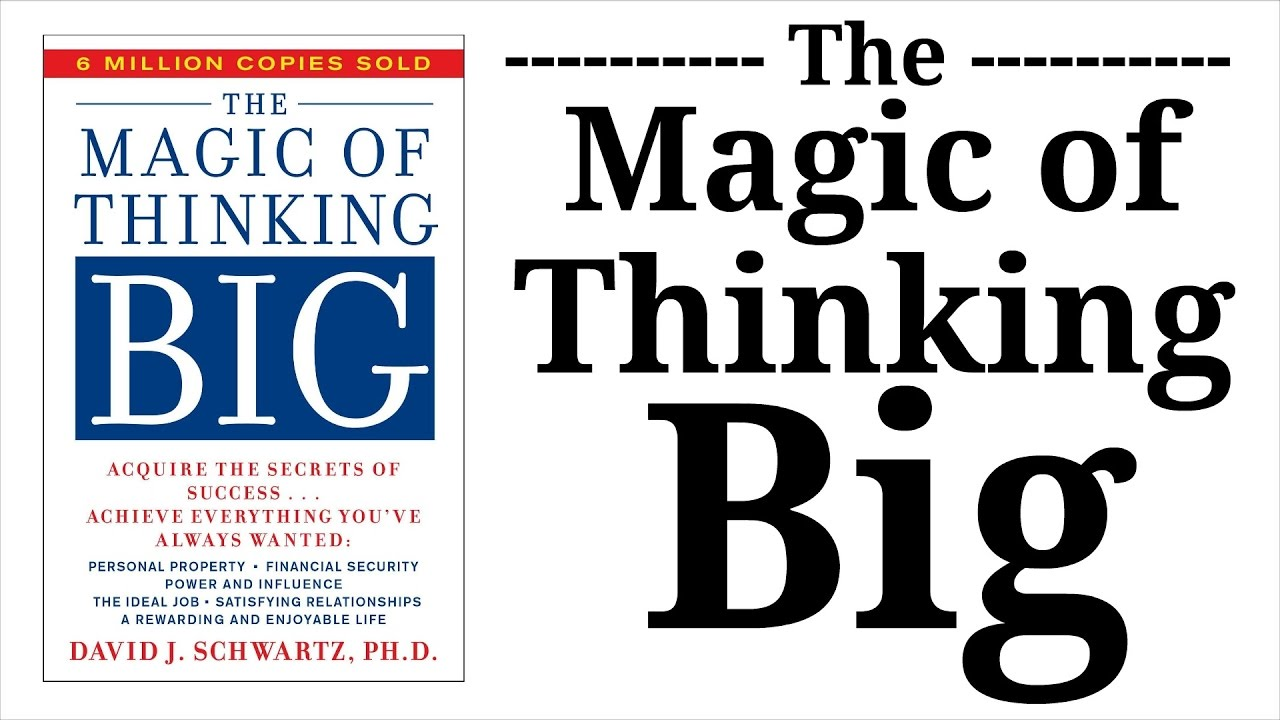 Magic epub thinking big download of the