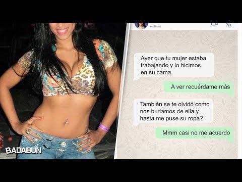 Mujer Infiêl Fue Descubierta Por Este Error En WhatsApp