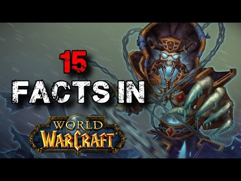 15 Fun Facts About World of Warcraft