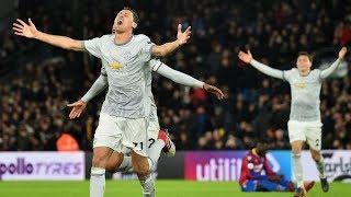 Goal Nemanja Matic vs Cristal Palace(Man United vs Cristal Palace3-2)90+ goal
