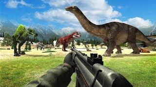 Dinosaur Hunter Sniper Safari Animals Hunt Android Gameplay