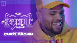 Chris Brown, KD, Justin Laboy & Justin Combs Link For A Toxic Valentine's Day | Respectfully Justin