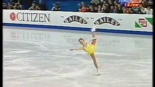 Tara Lipinski (USA) - Worlds 1997 EX bis