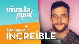 Eyal Meyer demostró sus dotes en artes marciales con atrevidas piruetas - Viva La Pipol