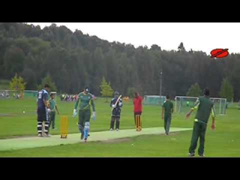 Fjord Vs Falken Cricket Part2