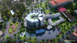 Nigerian National Museum CGI Animation walkthrough