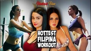 PAMATAY NA TISAY! (KIM DOMINGO VS ELLEN ADARNA WORKOUT)