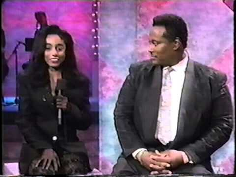 Karyn White on Dionne and Friends