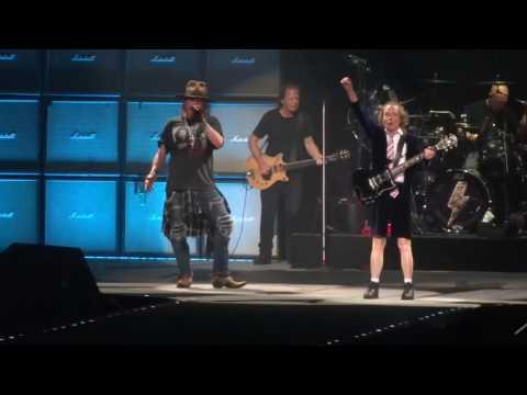 2016-09-17 - AC/DC - THUNDERSTRUCK - VERIZON CENTER - WASHINGTON DC
