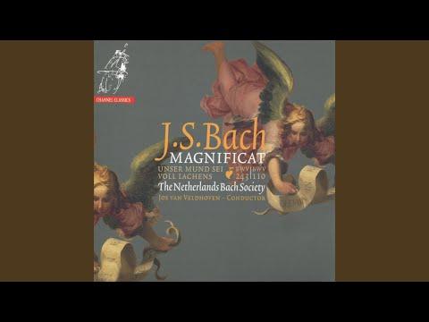 Magnificat in D Major: Magnificat anima mea Dominum - YouTube