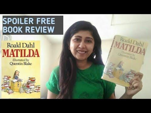 Matilda By Roald Dahl - Spoiler Free Book Review    Children's Classic