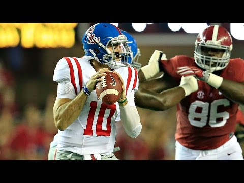 Ole Miss Crazy Touchdown Play vs. Alabama | CampusInsiders