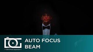 TUTORIAL Speedlite Flash Auto Focus Red Light Beam Explained By Altura Photo