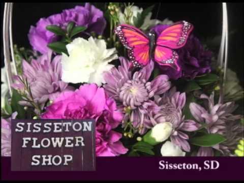Sisseton South Dakota's Sisseton Flower Shop On Our Story's Outside Sweet Swine County