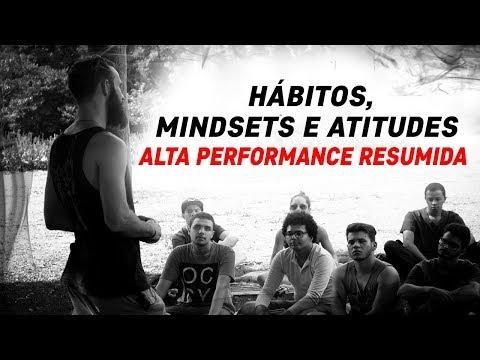 [FREE TOUR] Hábitos, Mindsets e Atitudes - Alta Performance Resumida [São Paulo] #talk
