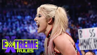 Alexa Bliss mourns the loss of Lilly: WWE Extreme Rules 2021 (WWE Network Exclusive)