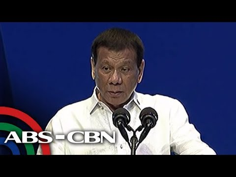 WATCH: President Duterte addresses PH Business Conference and Expo | 18 October 2018