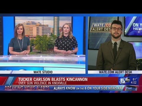 Download Fox show host blasts Mayor Kincannon over gun violence in Knoxville
