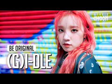[BE ORIGINAL] (G)I-DLE 'Uh-Oh' In NEW YORK (4K UHD)