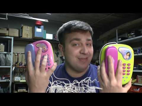 Ремонт детского телефона для принцесс (Перезалив)