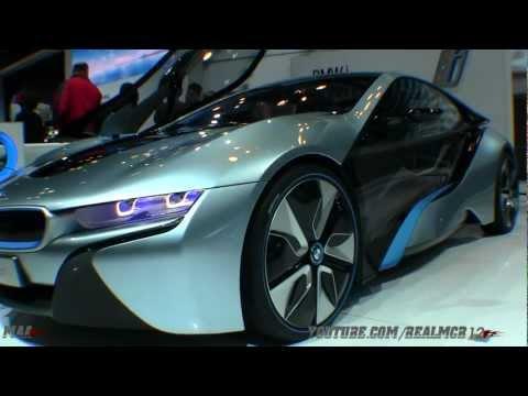 BMW i8 Concept - Born Electric
