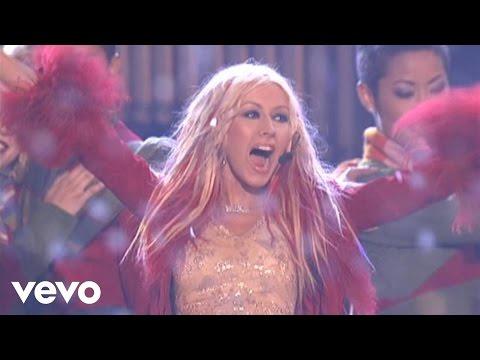 Christina Aguilera - Christmas Time (Live)