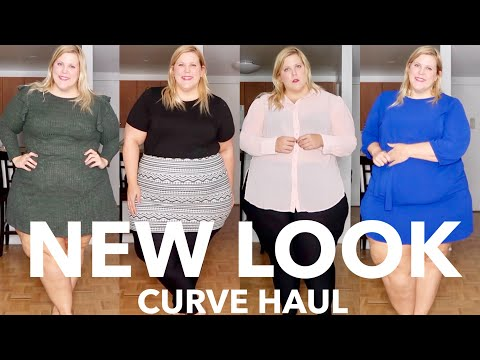 New Look Plus Size Haul