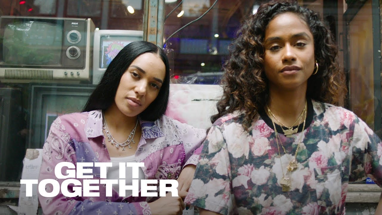 Vashtie & Aleali May Talk Their Air Jordan Collabs & Being Women in Streetwear | Get It Together