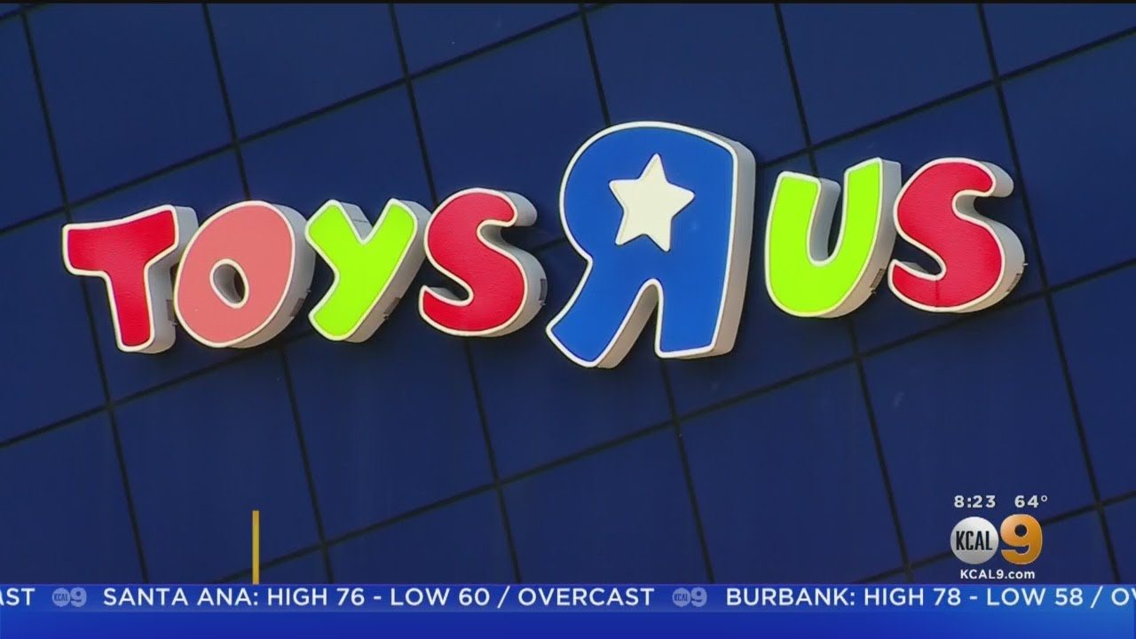 Toys 'R' Us Is Making A Comeback, 2 New Stores Opening This Year