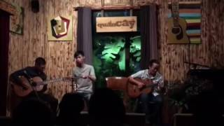 Besame Mucho - Kiều Anh Tuấn & Guitar Gỗ Band